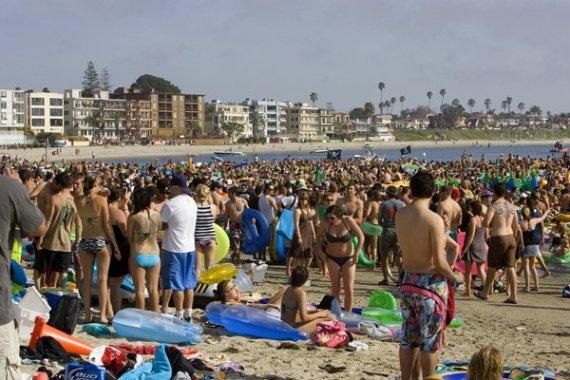 San Diego Floatopia 2010